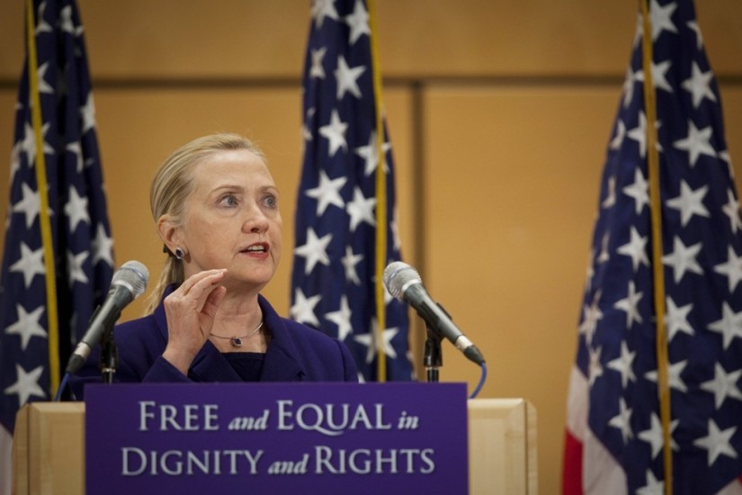 Hillary Clinton's Remarks in Recognition of International Human Rights Day